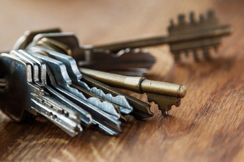 Schlüsselbund antik